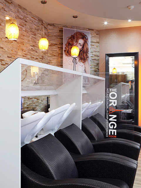 About the Orange Room Hair Salon Drogheda